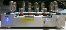 CAV T5881 Tube Stereo Power Amp Amplifier Mint/New & Works Great Audiophile Unit