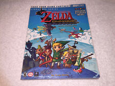 The Legend of Zelda: Wind Waker (Strategy Guide Gamecube) Complete w/Stickers VG