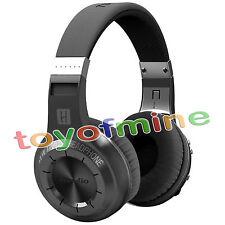 Neuf Bluedio H-Turbine Bluetooth 4.1 sans fil stéréo Casque audio écouteur Noir