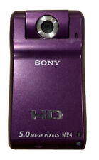 Sony Webbie Camcorder MHS-PM1 5 Mp HD, 8GB Card, Tested