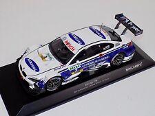 1/18 Minichamps BMW M3 DTM 2013 #2 Samsung D.Werner BMW Team Schnitzer