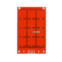 MPR121 Capacitive Touch Keypad Shield Sensitive Key Keyboard Module For Arduino