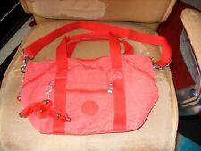 Kipling Ladies Shoulder Bag/Handbag Spicy Red Anurag Monkey/Ape BNWT
