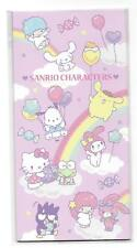 Sanrio Characters Envelopes For Gift Money With Stickers