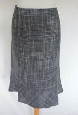 Wool Blend Casual Flippy, Full Skirts for Women