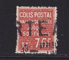 FRANCE COLIS POSTAUX N°  98 ° oblitéré, B, cote: 3.00 €  (E1)