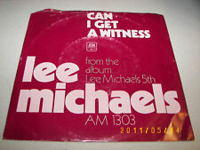 Lee Michaels Can I Get A Witness NM 1303