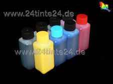 8 x 100ml 800ml Pigment Tinte Refill Ink 2100 T0341 T0348 T0347 T0342 43 45 46