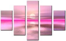 5 Panel Total Size 115x80cm Large Digital Print Canvas Wall Art MARK