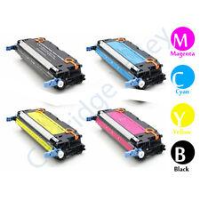 HP Color LaserJet 4700 4700dtn Q5950A Q5951A Q5952A Q5953A Toner Cartridge Set
