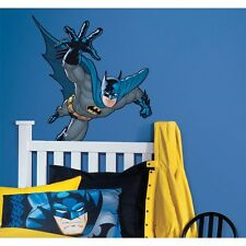 "BATMAN GOTHAM GUARDIAN Mural Wall Stickers GIANT 42"" Vinyl Decals Room Decor"