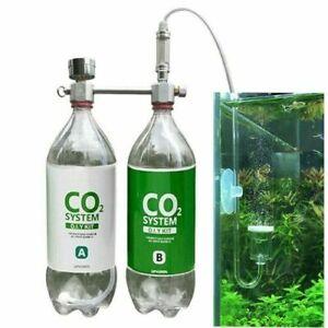 For Aquarium Plants Diffuser DIY Part Tool Accessories CO2 Generator Equipment