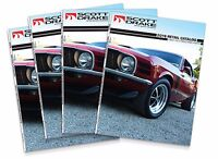 Scott Drake Mustang Parts Catalog 1964 1965 1966 65 66 200 260 289 Shelby GT 350