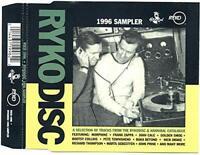 Various - Rykodisc 1996 Sampler MCD #G2003055