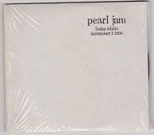 PEARL JAM - BOIS IDAHO (NOVEMBER 3 2000)..2CD..NEW SEALED