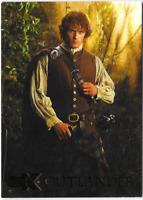 Cryptozoic Outlander CZX Promo Card P5 Jamie Frazer