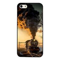 Steam Train plastic phone case fits iPhone