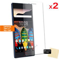 "2x CLEAR Screen Protector Cover Guards for Lenovo Tab 3 7"" Tablet TB3-730f"