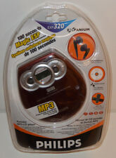 PHILIPS EXP 320 CD MP3 WALKMAN PORTABLE PERSONAL DISC PLAYER NEW & SEALED