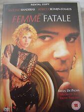 Femme Fatale - Antonio Banderas, Rebecca Romijn-Stamos
