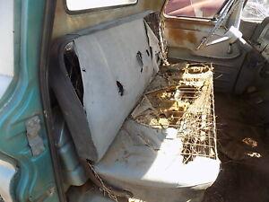 1960 1961 Chevrolet C10 C20 C30 C40 C50 C60 Seat