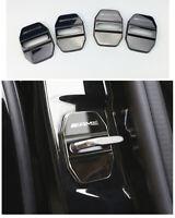 4PCS Mercedes Capot protection Acier surfin AMG Emblème Autocollant Décoration