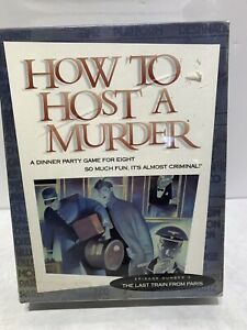 How to Host a Murder Last Train From Paris