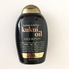 Organix Hydrate + DeFrizz Kukui Oil Shampoo 13 Oz