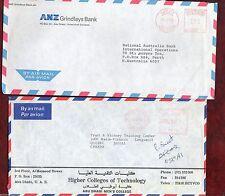 Cover United Arab Emirates Stamps