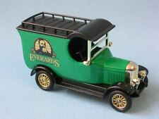 """Lledo Sp-50 """" Bullnose """" Morris Van everards Cervecera Cerveza camión de reparto"""