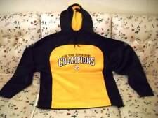 NWT Pittsburgh Steelers Championship Hooded Sweatshirt Hoody Fleece Large