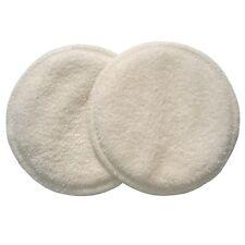 Coussinets d'allaitement lavables coton bio (la paire)