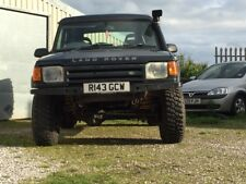 Discovery 300tdi spares or repair (with spare engine)