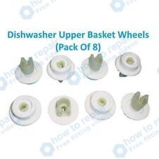 ARTHUR MARTIN ELECTROLUX lave-vaisselle Upper Basket Wheel (Pack de 8) 5026997005