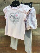 Calvin Klein CK Baby Toddler Girl's Clothing Set Sz 24 Months