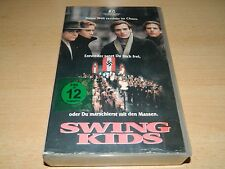 SWING KIDS - Christian Bale - Barbara Hershery - Hollywood Home Video - VHS