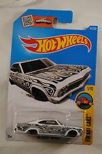 2016 Hotwheels - '65 Chevy Impala