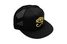 GSpot.biz Eye of Horus Hat (Black)