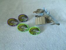 1998 BAKERY CRAFTS - GODZILLA CAKE TOPPER / DECORATION - NIP