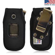 Turtleback Samsung Gusto 3 Heavy Duty Nylon Case with Rotating Metal Belt Clip