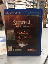 Silent Hill Book Of Memories Ita PSVITA NUOVO