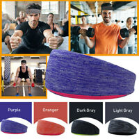 Elastic Sport Hair Band / Headband for Men Women - Sweatband for Gym Yoga Casual