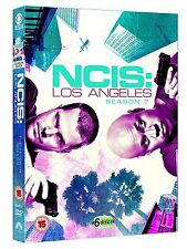 NCIS Los Angeles: Season 7 [DVD] [2015] Complete Seventh Series NEW REGION 2
