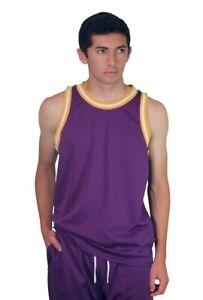 REBEL MINDS Mesh Basketball Jersey