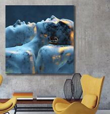 ikea deko bilder drucke auf leinwand ebay. Black Bedroom Furniture Sets. Home Design Ideas