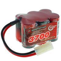 7.2v 8.4v 9.6v 10.8v VapexTech NiMH Flight RC Battery Pack with custom connector
