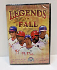 Legends of the Fall (DVD, 2009) 09 Phillies Video Yearbook MLB Baseball NOS**