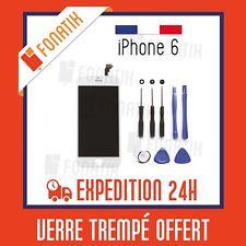 ECRAN LCD POUR IPHONE 6 BLANC + VITRE TACTILE SUR CHASSIS + KIT OUTILS OFFERT!
