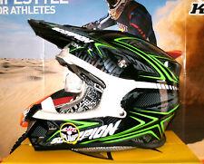 SCORPION EVO VX-20 WHOOPS Pumpsystem Cross Offroad Helm Kawasaki KX-F KX NEU UFO