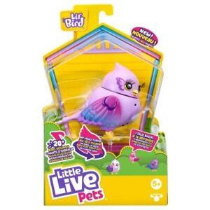Little Live Pets Lil' Bird - FLUTTER TAIL